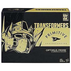 Oferta Transformers Primitive Skateboarding Optimus Prime *