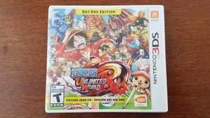One Piece Unlimited World Red Nintendo 3ds Xl Envío