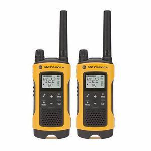 Par De Radios T400mc Motorola Impermeables Alcance De 56km