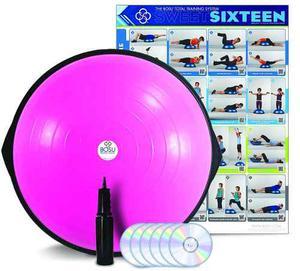 Pelota de balance equilibrio cardio y flexibilidad fitness fd25d2b3a289