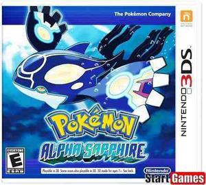Pokemon Alpha Sapphire::.. Para Nintendo 3ds