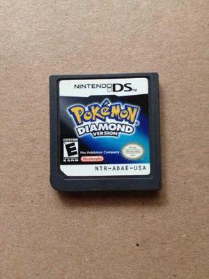 Pokemon Diamond Version. Nintendo Ds