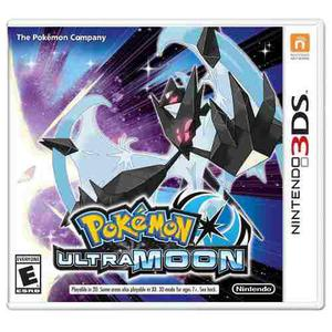Pokemon Moon Nintendo 3ds Nuevo Y Sellado En Igamers
