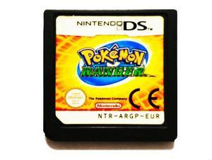 Pokemon Ranger - Nintendo Ds 2ds & 3ds