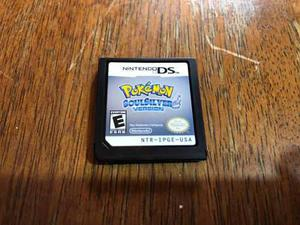 Pokemon Soul Silver Version Nintendo Ds