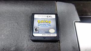 Pokemon Soulsilver Solo Tarjeta Para Nintendo Ds,checalo