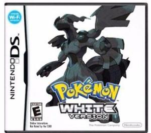 Pokemon White::.. Para Nintendo Ds En Start Games.
