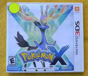 Pokemon X Nintendo 3ds* Play Magic