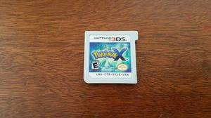 Pokemon X Nintendo 3ds Xl Envío