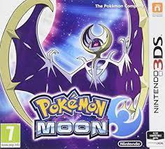Pokemoon Moon - Nintendo 3ds Nuevo Y Sellado.