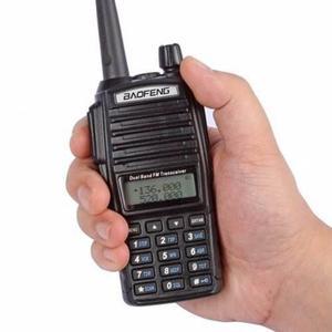 Radio Baofeng Uv82 Vhf/uhf Con Pila De 2800 Mah Envio Gratis