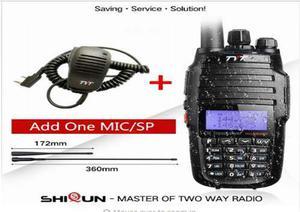 Radio De 10w Tyt Th Uv8000d Doble Banda Con Accesorios