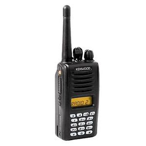 Radio Kenwood Digital Nx220k3 Vhf Pantalla Y Teclado Dtmf