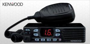 Radio Móvil Kenwood Tk8302h Solo Uhf Con Id De Flota