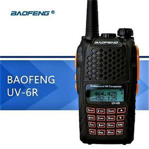 Radio Portatil Baofeng Uv-6r Vhf/uhf Doble Banda 5w.