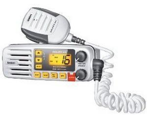 Radio Vhf Marino De Base Uniden Solara Dsx Um380 Impermeable