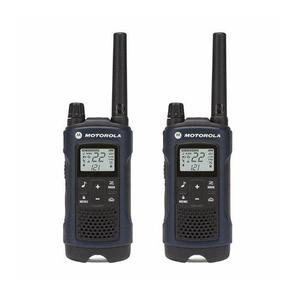 Radios Motorola T460mc Linterna Led