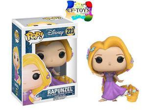 Rapunzel Princesa Funko Pop Disney Princesas Vestido Cf
