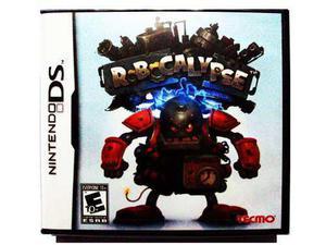 Robocalypse Nuevo Nds - Nintendo Ds 2ds & 3ds