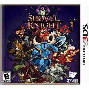 Shovel Knight - Nintendo 3ds (Nuevo)
