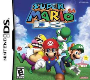 Súper Mario 64 Ds