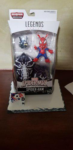 Spider Ham Marvel Legends Hasbro Baf Monster Venom
