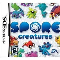 Spore Creatures Para Nintendo Ds---------------------mr.game