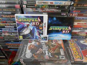 Star Fox 64 Para Su 3ds,star Fox 64 3d Es Europeo,idiomas.
