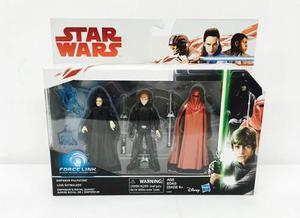 Star Wars Royal Guard Luke Skywalker Palpatine Hasbro