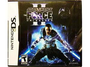 Star Wars The Force Unleashed Ii Nuevo Nintendo Ds 2ds & 3ds