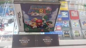 Super Mario 64 - Nintendo Ds