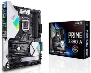 Tarjeta Madre Asus Prime Z390-a Intel Socket 1151 Ddr4 Hdmi