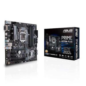 Tarjeta Madre H370 Asus Prime H370m-plus Csm Lga 1151 Intel