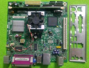 Tarjeta Madre Lanix Titan 4040 D945gc Intel Atom 1.60 Ghz