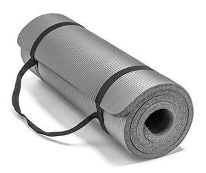 Telefonica Prima Extra Gruesa 72 Yoga Mat Ejercicio Largo De