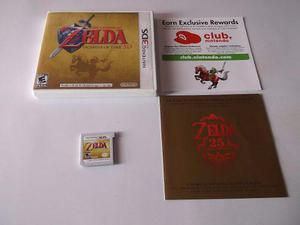The Legend Of Zelda Ocarina Of Time 3ds Nintendo 3ds