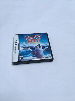 Videojuego Nintendo Ds Happy Feet