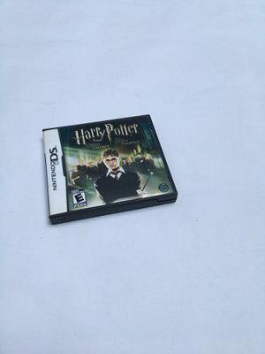 Videojuego Nintendo Ds Harry Potter Order Of The Phoenix