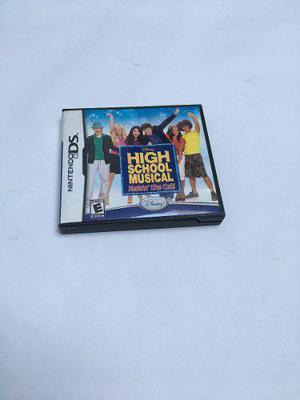 Videojuego Nintendo Ds High School Musical Makin' The Cut