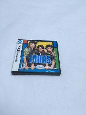 Videojuego Nintendo Ds Jonas