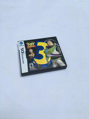 Videojuego Nintendo Ds Toy Story 3