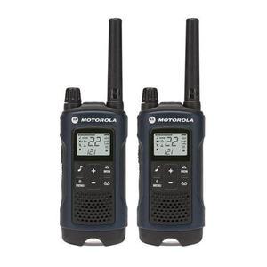 Walkie Talkie Motorola Radio 2vias 56km Alcance Weatherproof