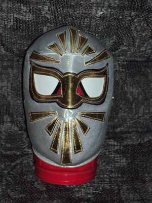 Wwe Cmll Aaa Mascara De Luchador Mistico Para Adulto
