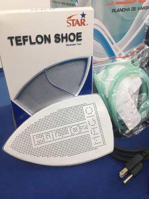 10 Pzs Zapato De Teflon Para Plancha De Vapor Industrial