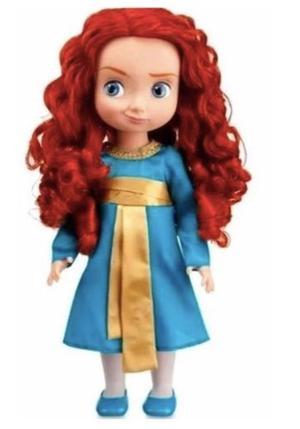 Animator Merida Valiente Brave Disney Store Muñeca Bebe