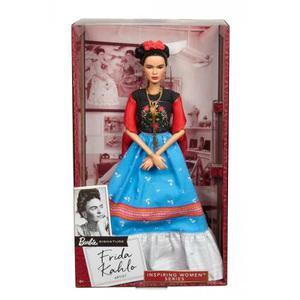 Barbie Frida Kahlo Inspiring Women Mujeres Que Inspiran