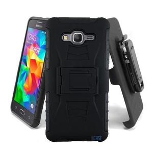 Case Funda Uso Rudo Clip Survivor Samsung Grand Prime G530