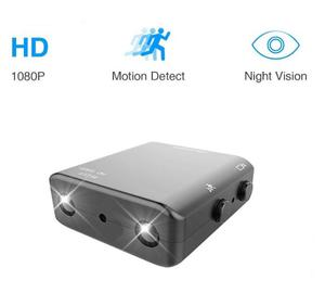 Cámara Espía Xd Mini Fácil De Ocultar Video Hd Vision