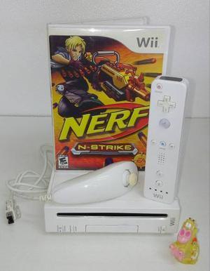 Consola Nintendo Wii + Nerf N-strike Envío Gratis!:)