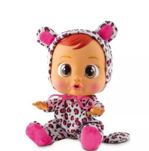 Cry Babies Bebes Llorones Leo Leopard Modelo  Boing Toys